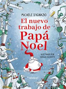 El nuevo trabajo de Papá Noel (portada)
