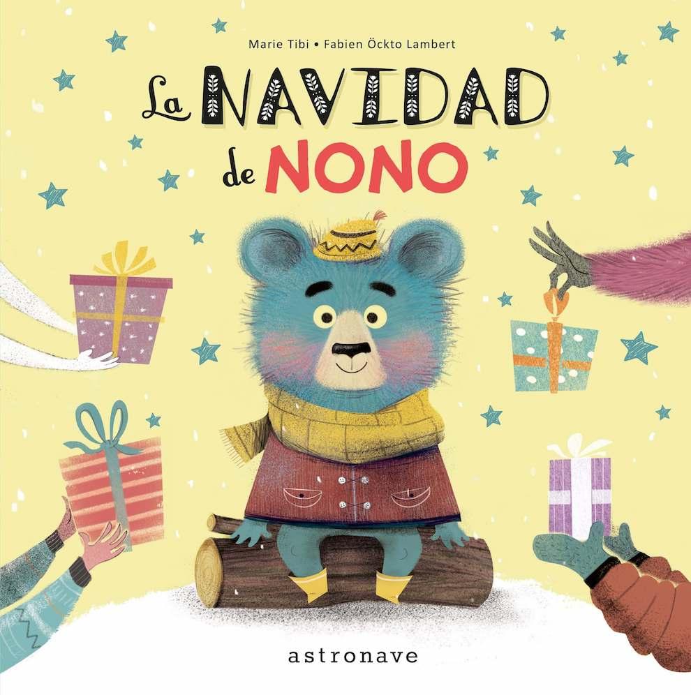 La Navidad de Nono (portada)