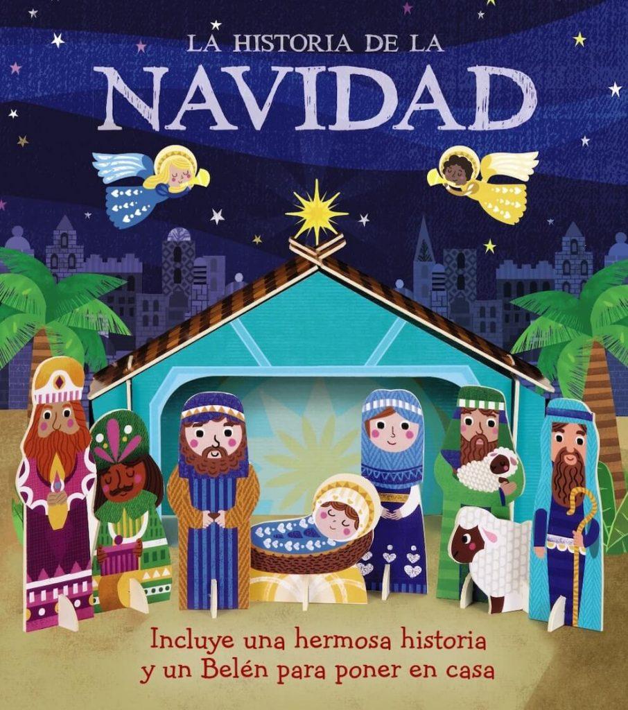 La historia de la Navidad - Bruño (portada)