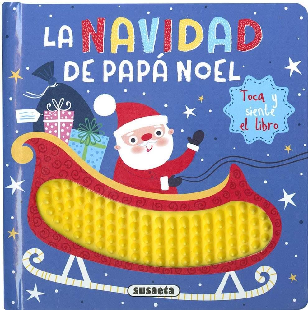 La Navidad de Papá Noel (portada)