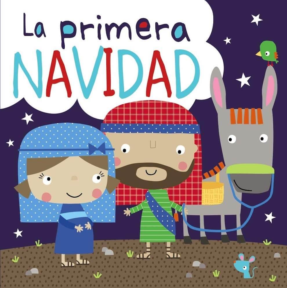 La primera Navidad - Bruño (portada)