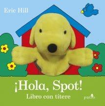 ¡Hola, Spot! (portada)