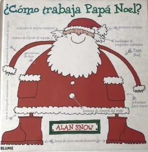 ¿Cómo trabaja Papá Noel? (portada)