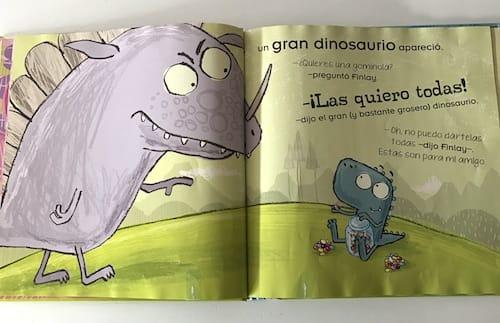 El Gran, Gran, Gran Dinosaurio (1)