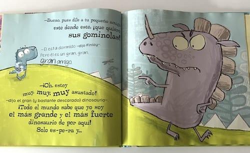 El Gran, Gran, Gran Dinosaurio (2)