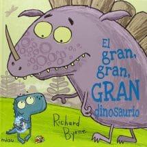 El Gran, Gran, Gran Dinosaurio (portada)