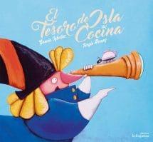El Tesoro de Isla Cocina (portada)