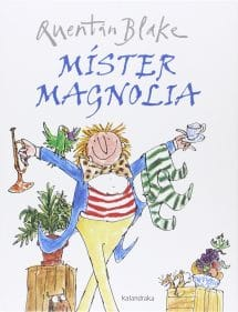 Míster Magnolia (portada)