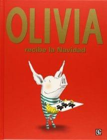 Olivia recibe la Navidad (portada)