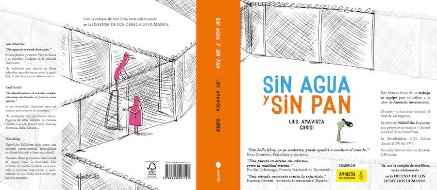 Sin Agua y Sin Pan (portada)