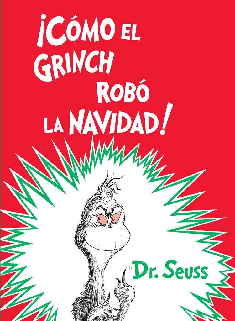 ¡Cómo el Grinch robó la Navidad! (portada)