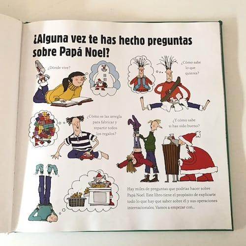 ¿Cómo trabaja Papá Noel? (1)