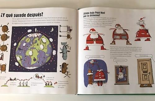 ¿Cómo trabaja Papá Noel? (4)