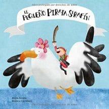 El Pequeño Pirata Serafín (portada)