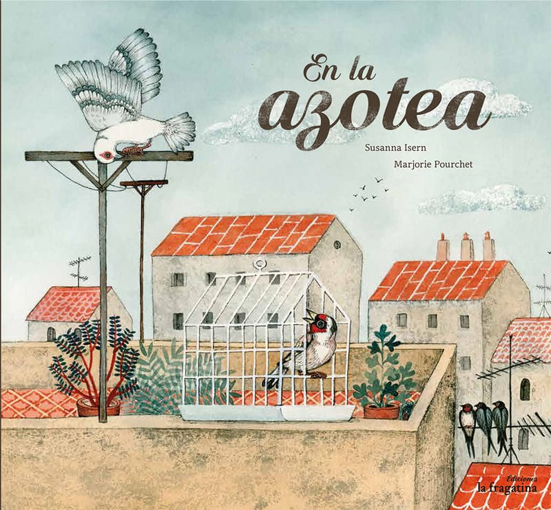 En la Azotea (portada)