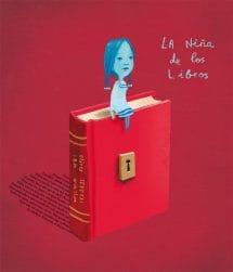 La Niña de los Libros (portada)