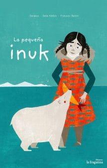 La pequeña Inuk (portada)