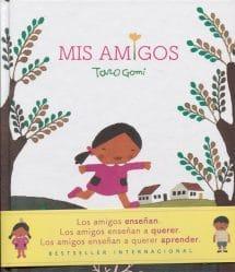 Mis Amigos - Taro Gomi (portada)