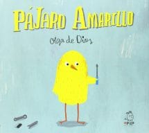 Pájaro Amarillo (portada)