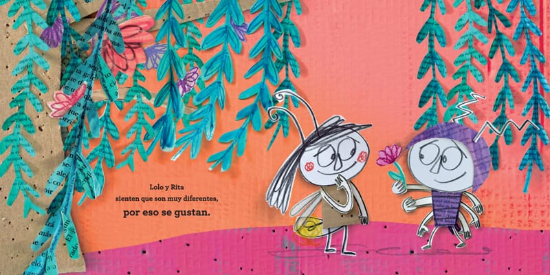 Te quiero (casi siempre) ilustración