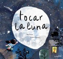 Tocar la luna (portada)