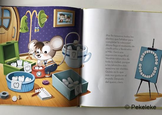 Busca y encuentra los dientes con el Ratoncito Pérez (3)