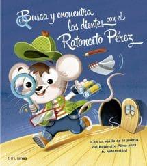 Busca y encuentra los dientes con el Ratoncito Pérez (portada)