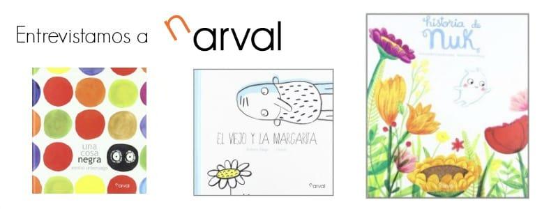Entrevista Narval Editores