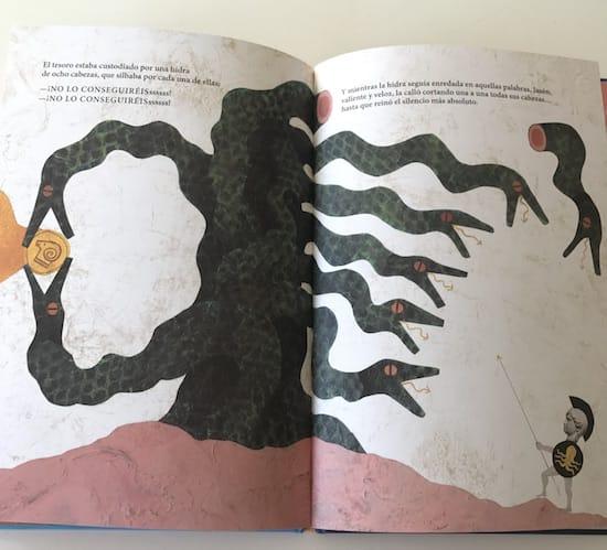 Jasón y los Argonautas (4)