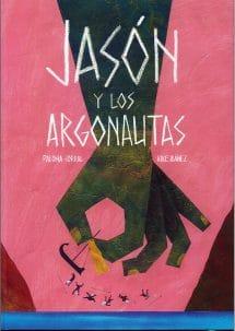 Jasón y los Argonautas (portada)