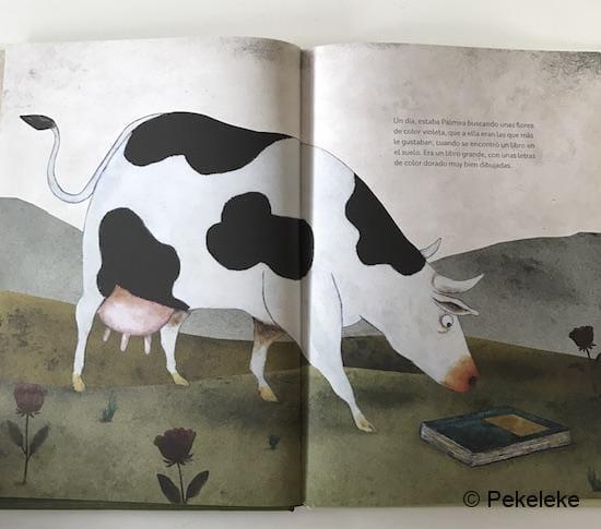 La Vaca que leía libros (1)