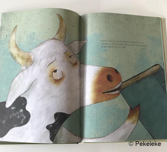 La Vaca que leía libros (2)