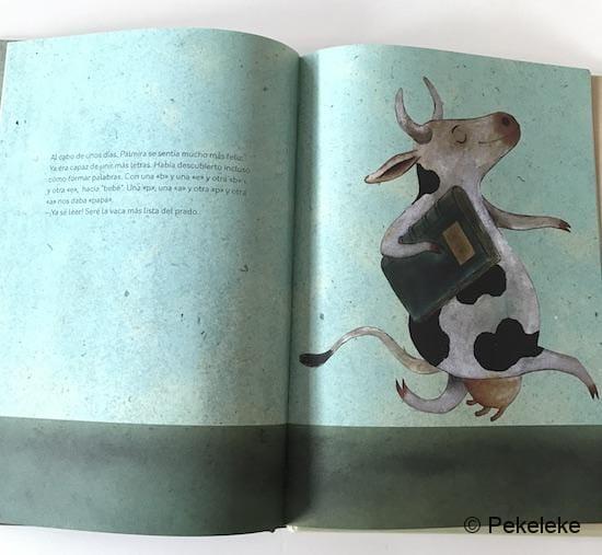 La Vaca que leía libros (3)