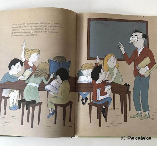 La Vaca que leía libros (4)