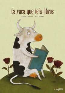 La Vaca que leía libros (portada)