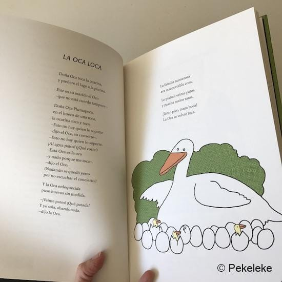 Poemas de La Oca Loca (1)