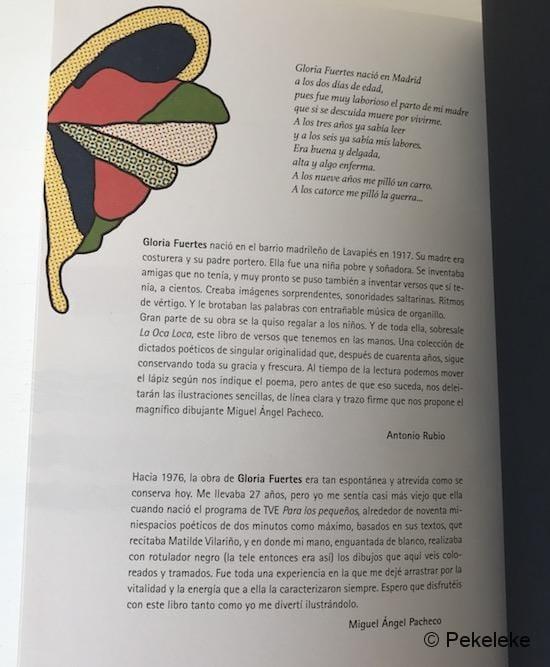 Poemas de La Oca Loca (3)