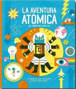 La Aventura Atómica de Astrocat