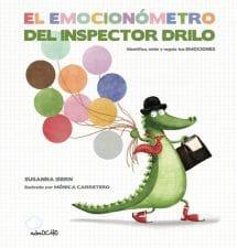 El Emocionómetro del Inspector Drilo (portada)