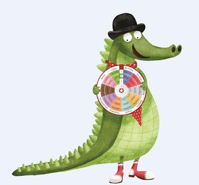 Inspector Drilo con su emocionómetro