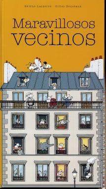 Maravillosos vecinos (portada)