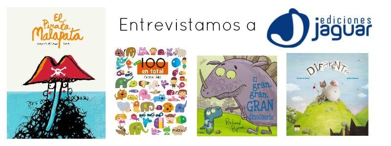 Entrevista Ediciones Jaguar