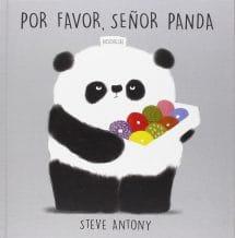 Por favor, señor Panda (portada)