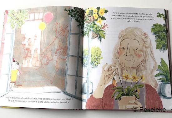 Las arrugas de la abuela (1)