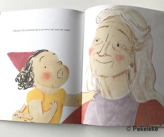 Las arrugas de la abuela (4)