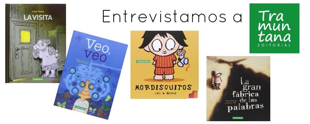 Entrevista Tramuntana Editorial