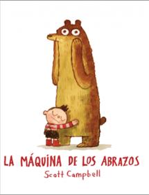 La Máquina de los Abrazos (portada)