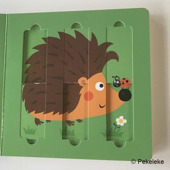 Puzzles Móviles - En el Bosque (COMBEL) - 4