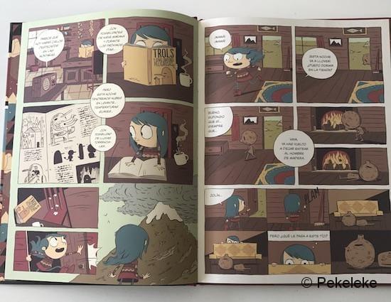 Hilda y el Trol (1)