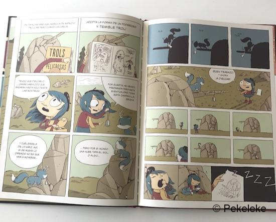 Hilda y el Trol (2)